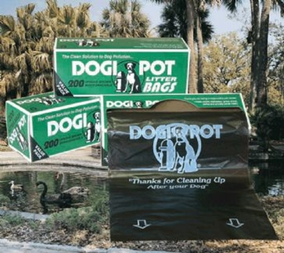 Picture of DogiPot Litter Bags - 30 Roll Case