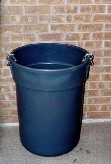 Picture of Plastic Liner for 32 Gallon Trash Cans