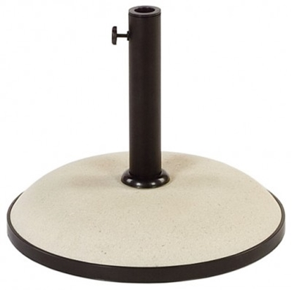 67 lb. Umbrella Base, Concrete Filled