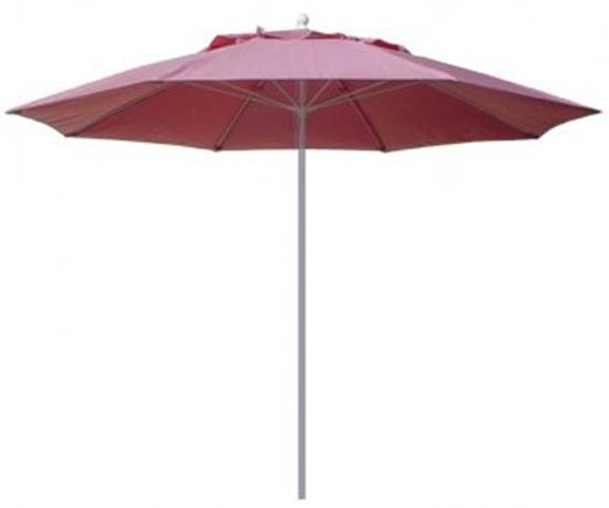Picture of 11 ft. Octagonal Market Umbrella - Fiberglass - Marine Grade Fabric