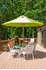 11 ft. Octagonal Market Umbrella - Aluminum Ribs