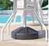 50 lb. Umbrella Base for Under Table Use