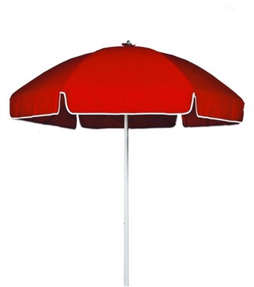 Picture of 6.5 ft. Lifeguard Fiberglass Umbrella - Marine Grade Canopy