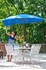 7.5 ft. Market Style Patio Fiberglass Umbrella