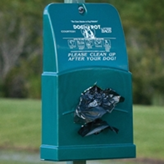 Picture of Dogipot Jr. Litter Bag Dispenser Poly Plastic