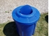 Picture of 42 Gallon Trash Can with Bug Barrier Lid and Liner