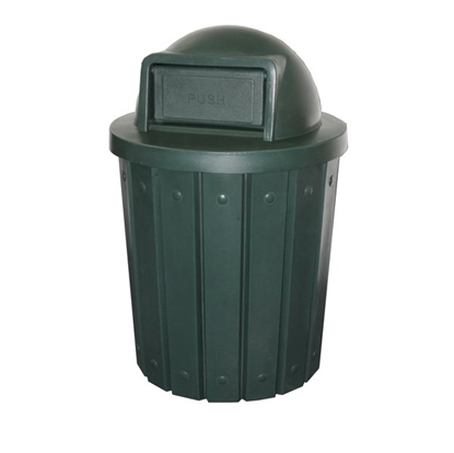 Signature 42 Gallon Trash Can - Dome Top