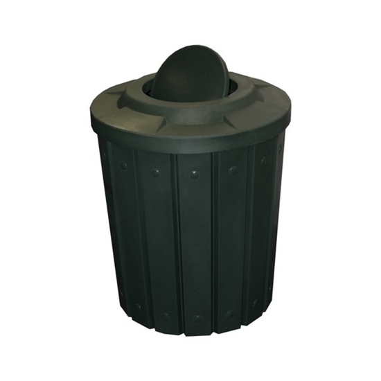 Picture of Signature 42 Gallon Trash Can - Bug Barrier Lid and Liner