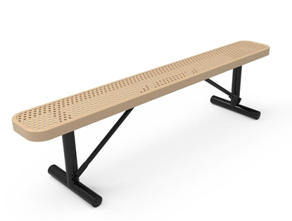 RHINO 6 Ft. Bench without Back