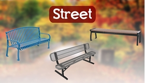 Picture for category Street Benches