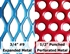 Perforated Metal Thermoplastic VS Expanded Metal Thermoplastic