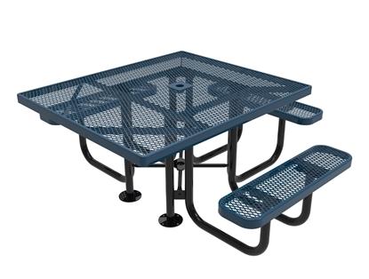 ADA Universal Access ELITE Series Square Picnic Table