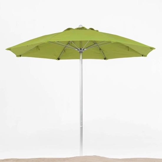 7.5 ft. Beach Fiberglass Umbrella