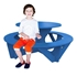 Kid's Recycled Plastic Round Activity Table