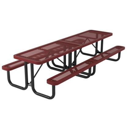 10 ft. Rectangular Thermoplastic Picnic Table