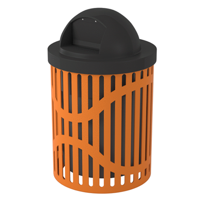 32 Gallon Classic Trash Receptacle