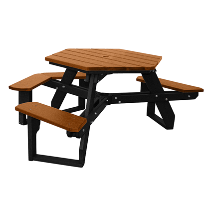 ADA Wheelchair Accessible Picnic Table - Portable