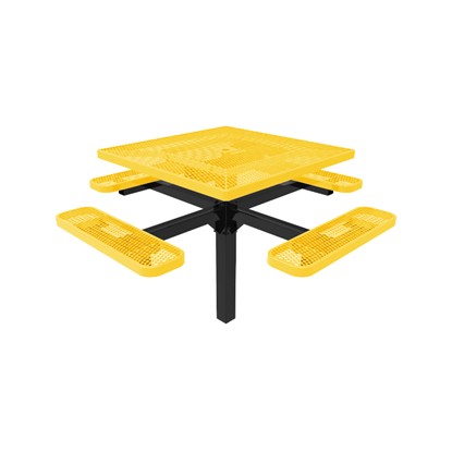 RHINO Pedestal Picnic Table