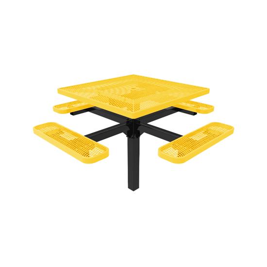 RHINO Pedestal Picnic Table