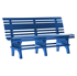 Recycled Plastic Park Bench - St. Pete - 4 Or 5 Ft.