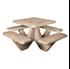 Square Concrete Picnic Table - Portable