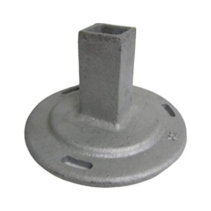 Dogipot Accessories - Cast Iron Pedestal Base