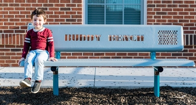 Buddy Benches: Build Friendship and Foster Interaction at Schools