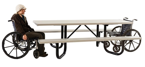 Choosing the Right ADA-Compliant Picnic Table