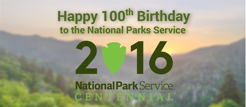 Happy 100th Birthday to the National Park Service!