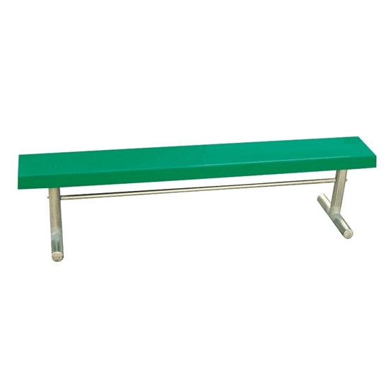 6 Ft. Fiberglass Bench Without Back