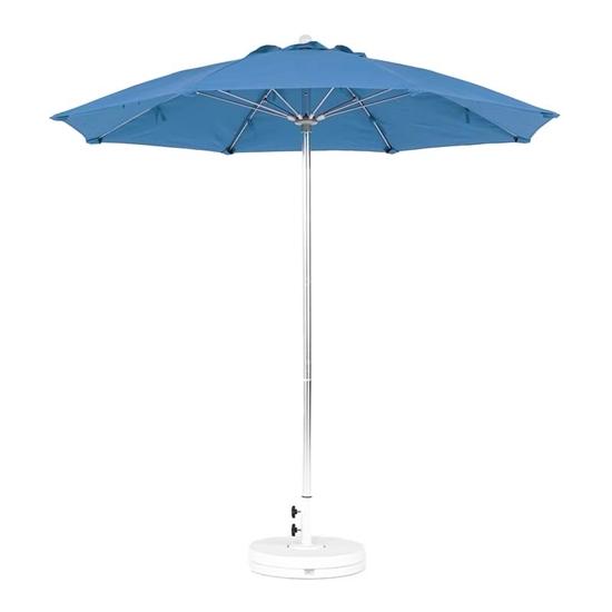 7.5 ft. Market Style Patio Fiberglass Umbrella