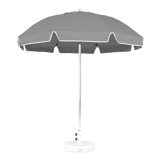 7.5 Ft. Market Style Patio Umbrella