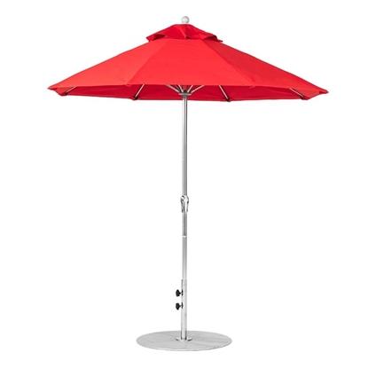 7.5 ft. Octagonal Crank Market Umbrella