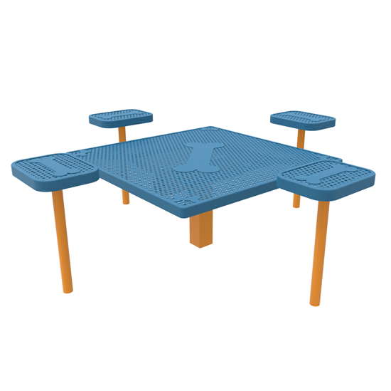 Square Bone Table
