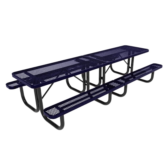 RHINO 10 Foot Picnic Table - Thermoplastic Polyolefin