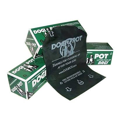 DogiPot Litter Bags - 30 Roll Case