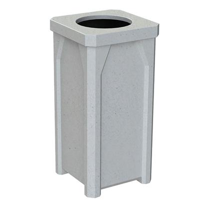 22 Gallon Square Trash Can