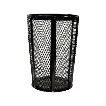 48 Gallon Expanded Metal Basket