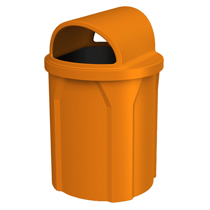 42 Gallon Trash Can with 2 Way Lid